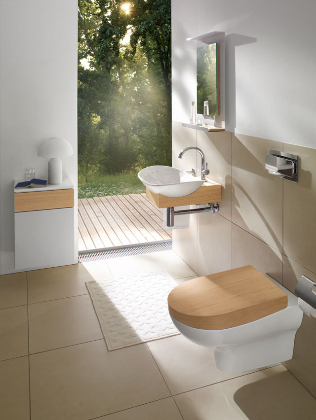 Villeroy and Boch My Nature Toilet