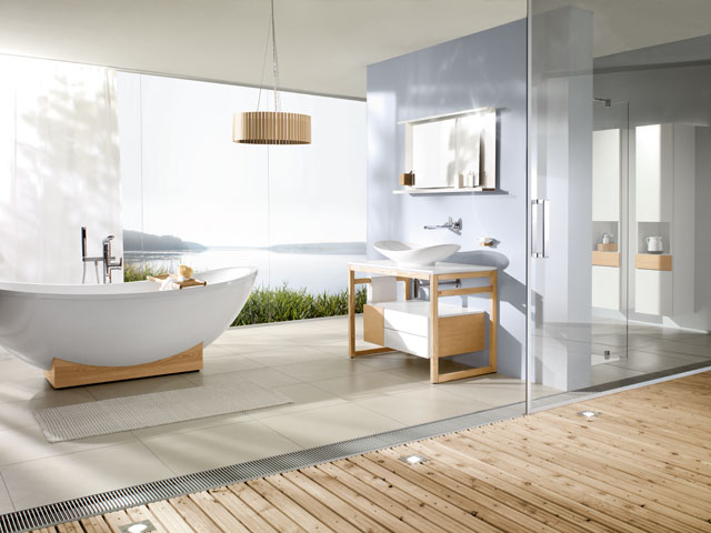 Villeroy and Boch My Nature Bathrooms