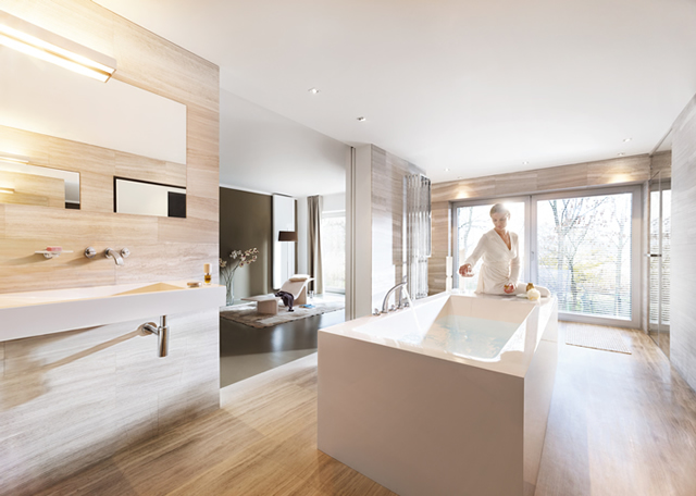 Luxury Bathroom Design with GROHE