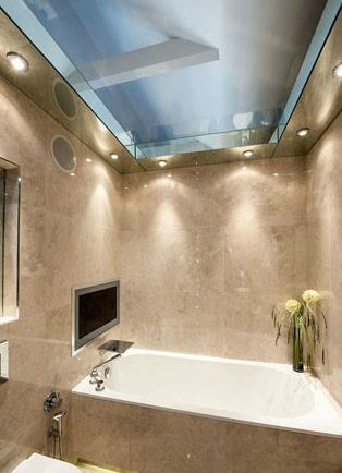 Space Saving Bathroom Design Concept Design