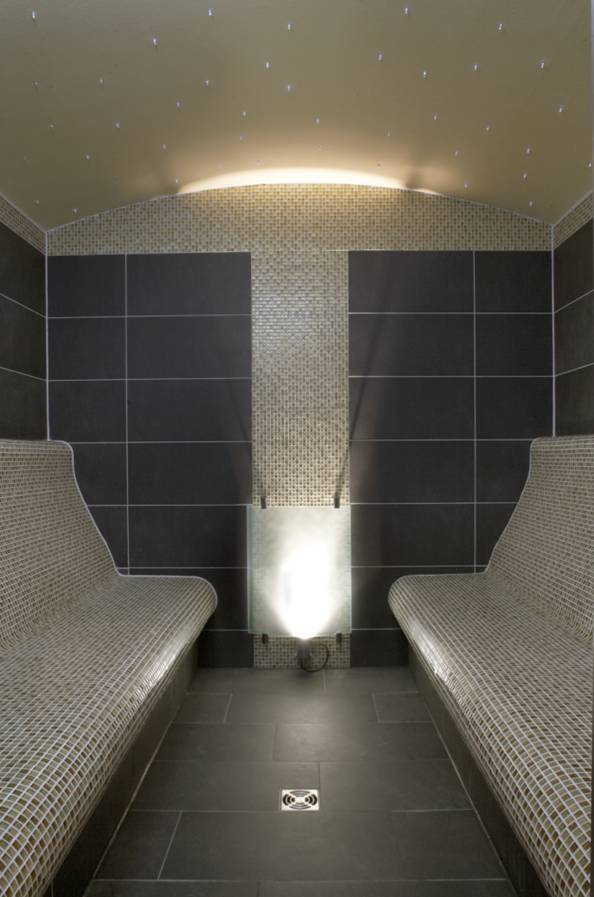 steam room designs