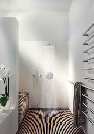 Wetrooms Are A Wonderful Asset To Any House, Providing A Sleek And  Practical Option For En Suites, Shower Rooms Or Even As Your Main Bathroom. Part 12