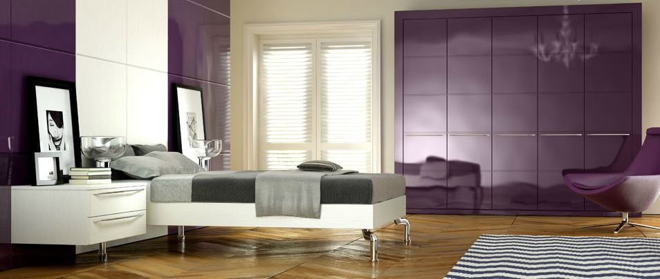 bespoke bedroom design