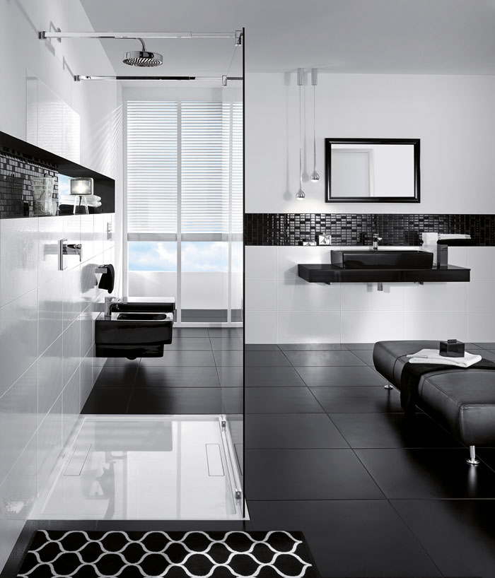 luxury wetroom design