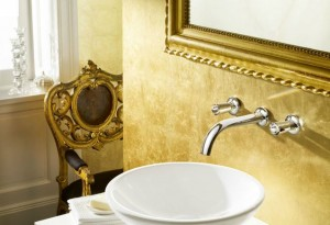 period bathroom style