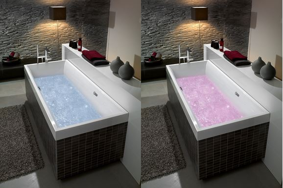 spa bath lighting squaro whirlpool