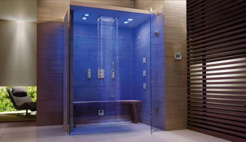 feature shower