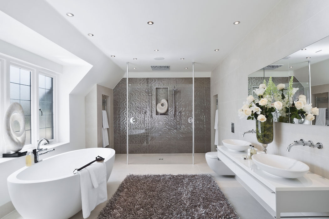 Luxury Bathroom Design Surrey Concept Design