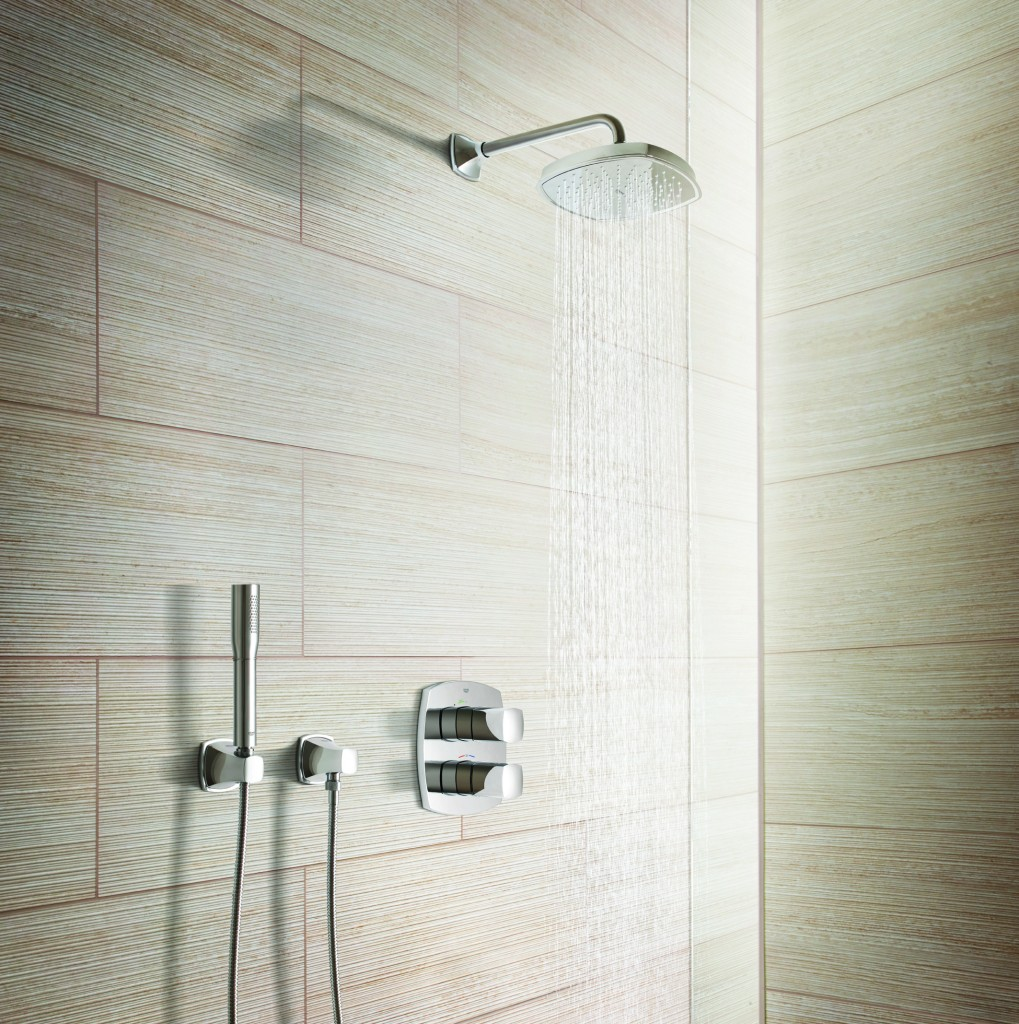 Grohe Showers Concept Design