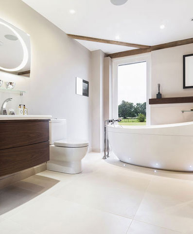 luxury interior design for Buckinghamshire developers