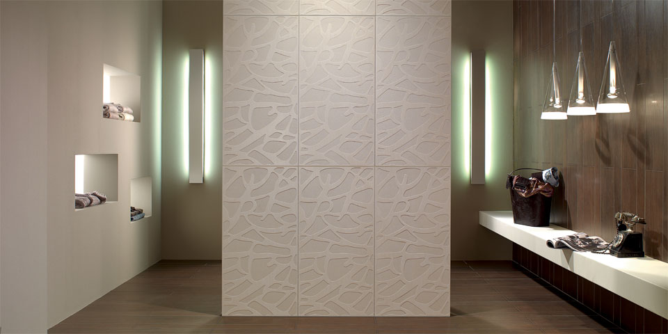 Luxury Bathroom Tiling Design