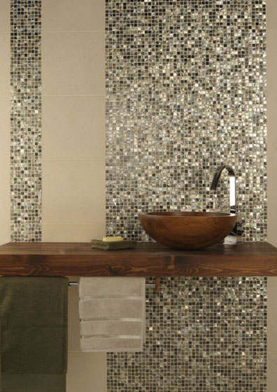 luxury mosaic bathroom tiles