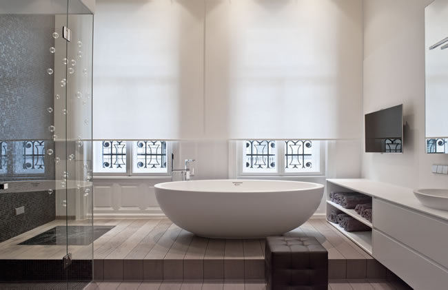 Castello Luxury Composite Bath