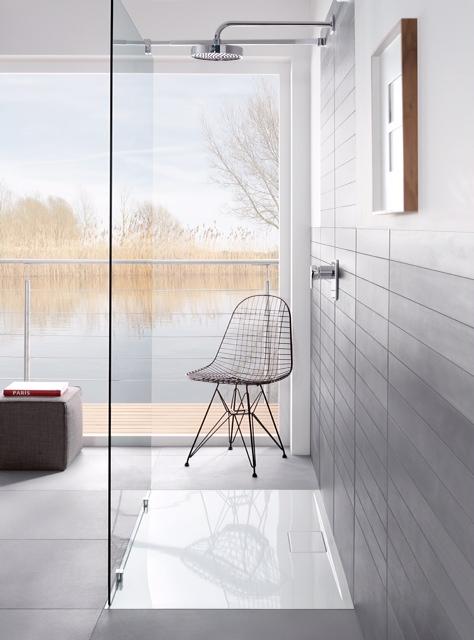 New products concept design - Dusche grau ...