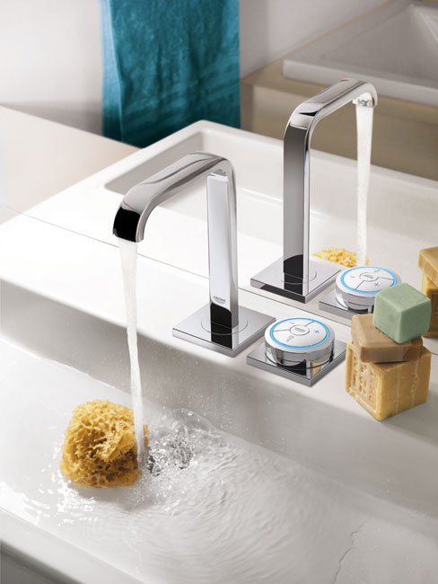 GROHE Starlight Chrome Technology