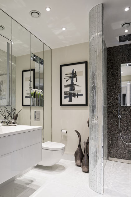 Stunning First Class Development – Shower Room 1