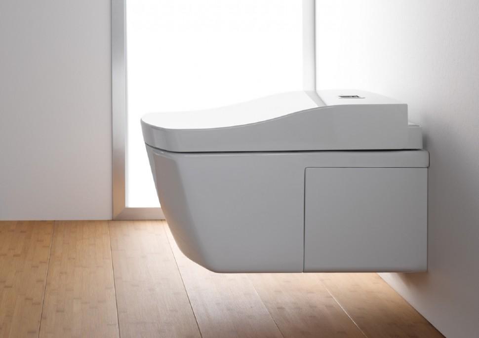 TOTO Washlet | Concept Design