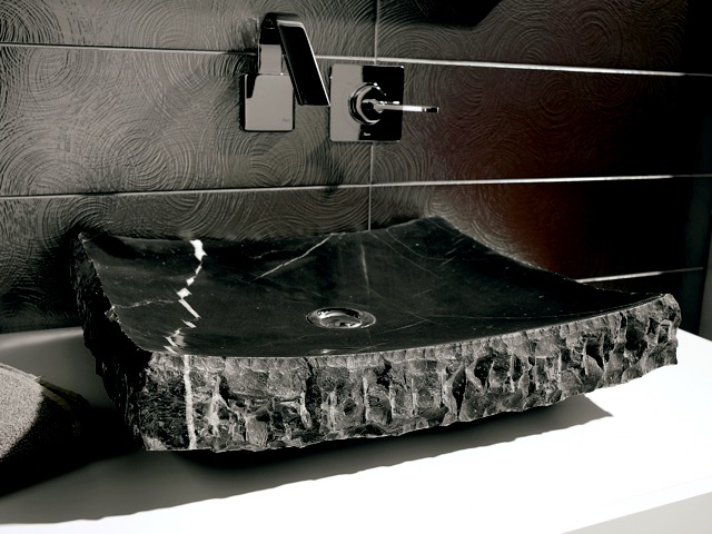 Stone & Glass Vanity Basins  Concept Design # Wasbak Vintage_175721