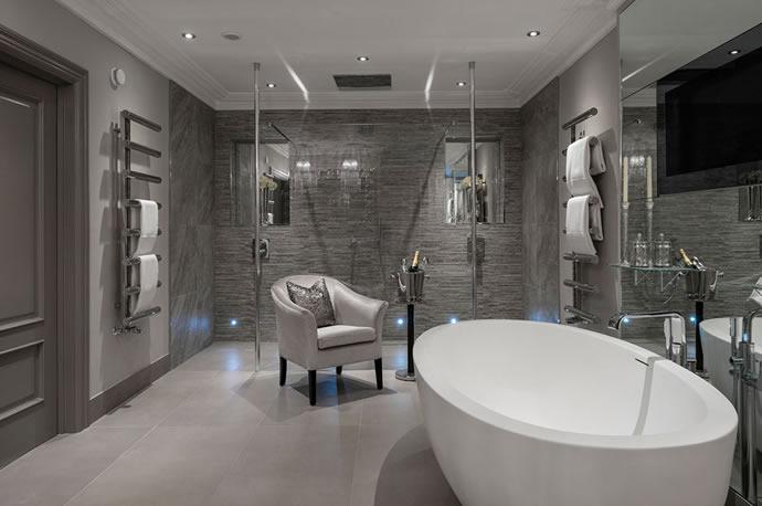 Luxury Bathroom Sale Concept Design