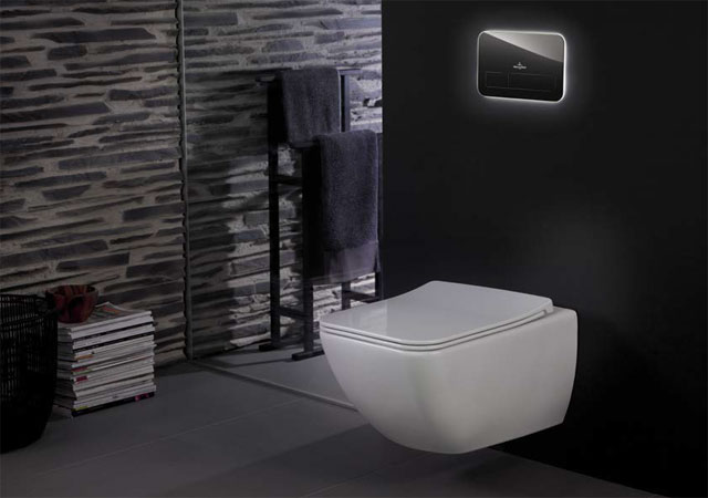 Wc Design villeroy boch rimless wc concept design