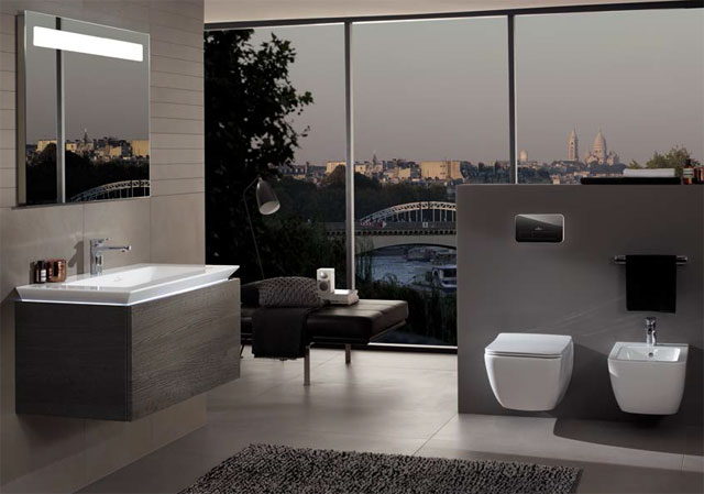 New Legato and Vivia bathroom collections | Concept Design