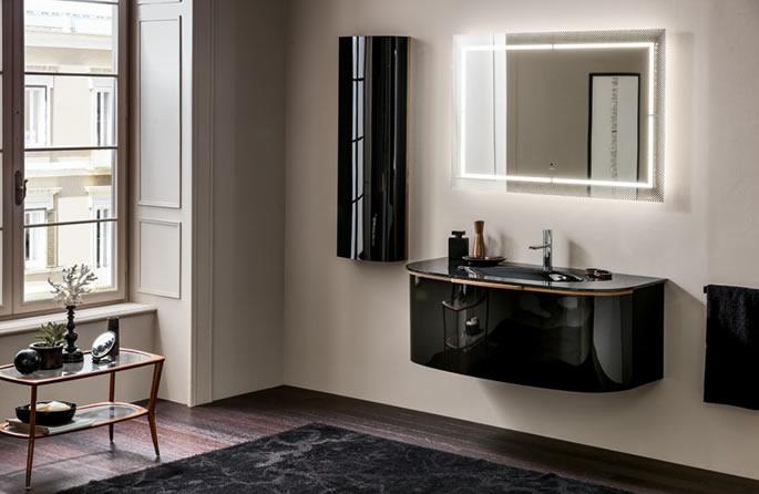 Artelinea's new range of vanity units