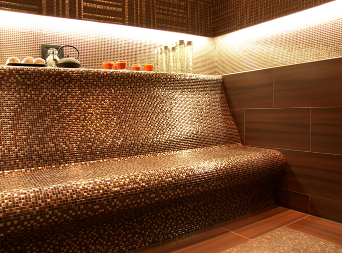 Wellness Spa Showers