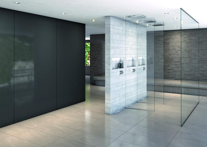 luxury showers concept design