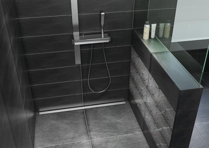 Wellness Spa Showers