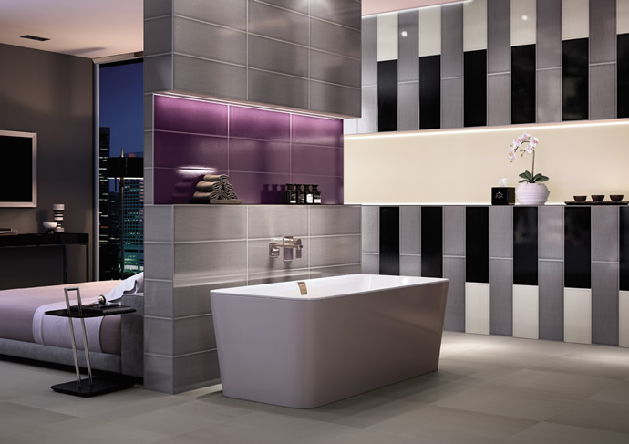 Architectural Bathroom Design