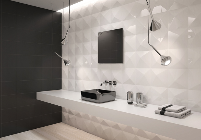 Decorative Bathroom Finishes