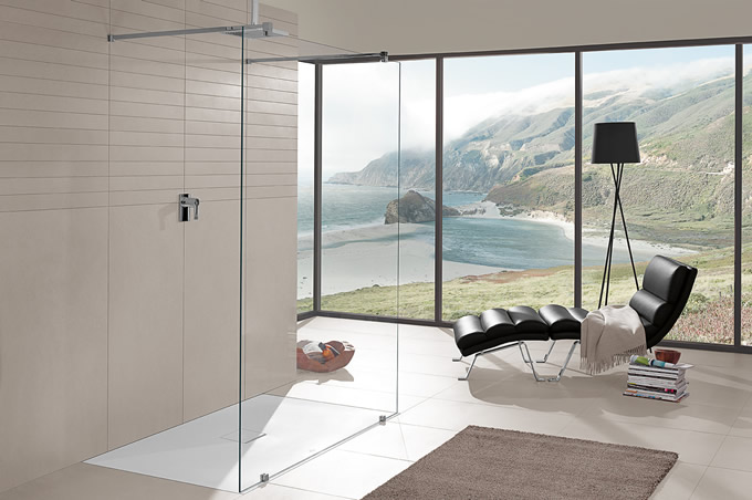 Wet Rooms For Luxury Developments