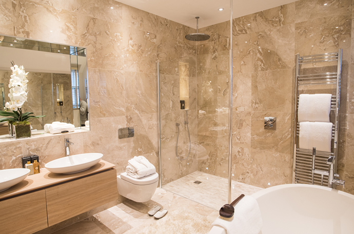 Amazing Luxury Bathroom Design Service