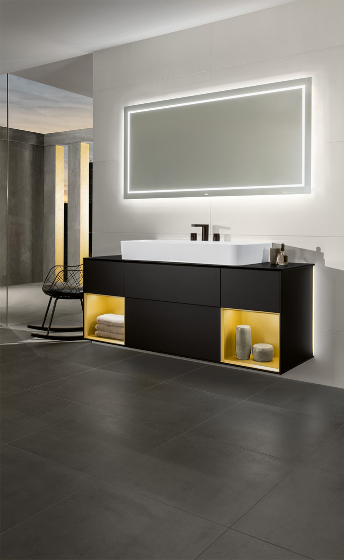 finion range from villeroy and boch - Bathroom Designs Villeroy And Boch
