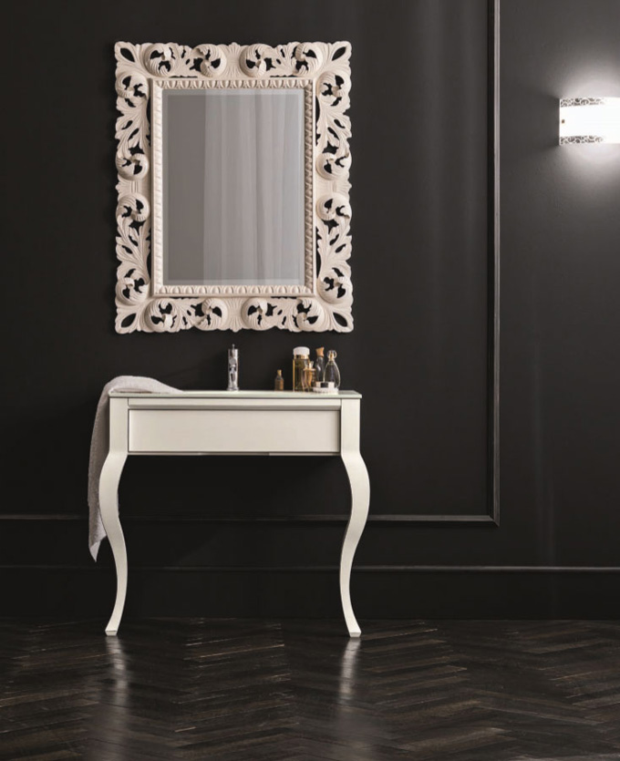 Classic Decor Style Vanity Units