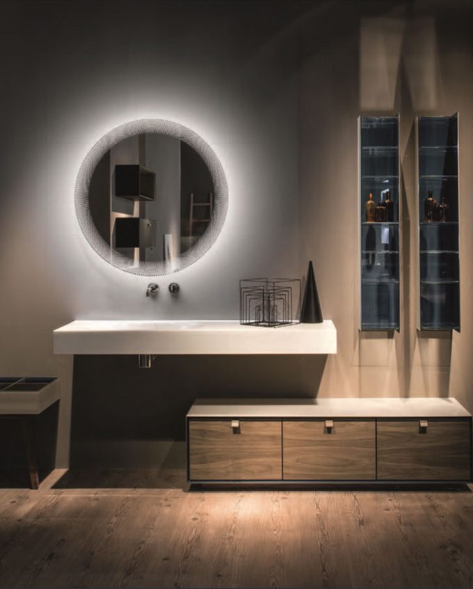 Latest Style Contemporary Vanity Units