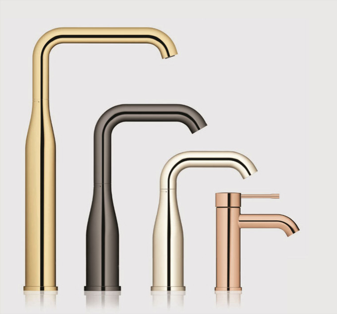 Tap Colours And Styles By Grohe