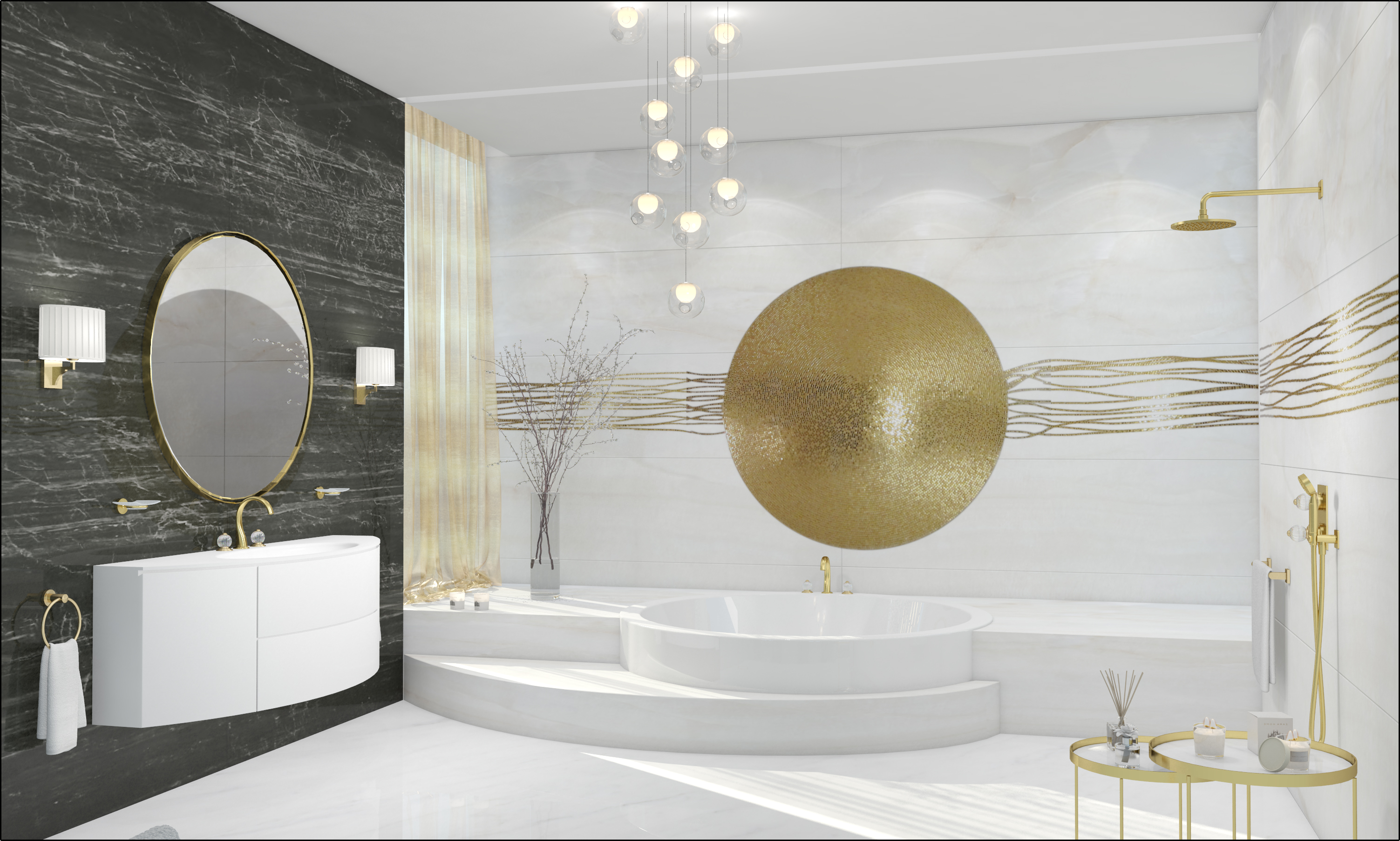 bathroom design gerrards cross | Concept Design
