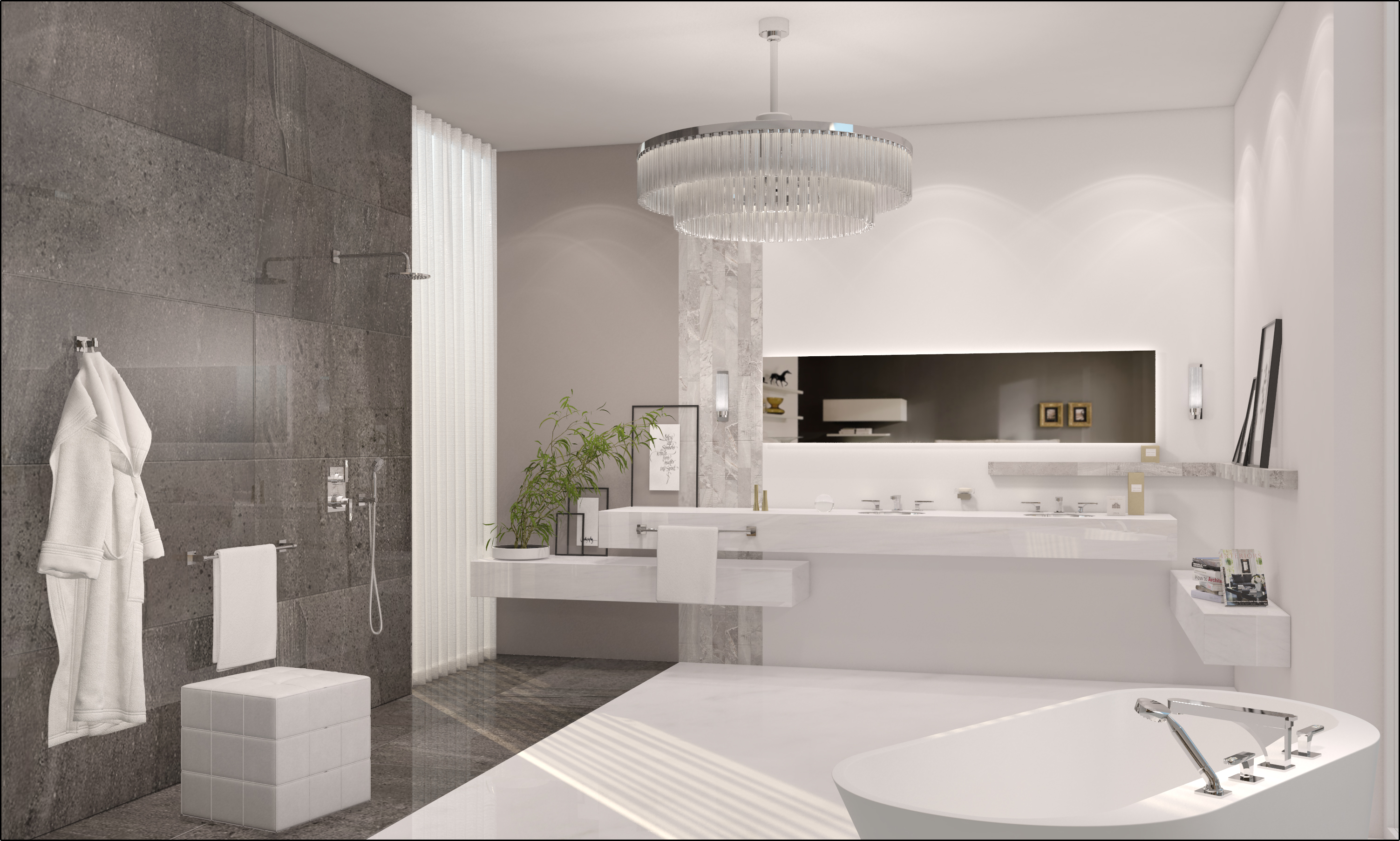 The Latest Design Possibilities For New Bathrooms Whether In A  Refurbishment Or A New Extension, Are Limited Only By Your Imaginationu2026 But  Sometimes The ...