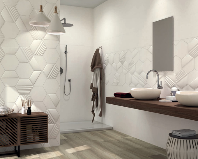 High-end Bathroom Tile