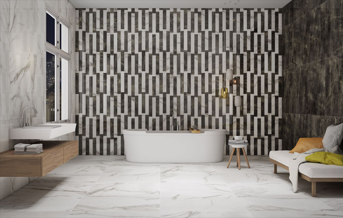 Marble Décor Tiles