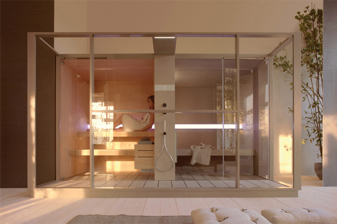 Sauna & Steam Room Designers | Concept Design