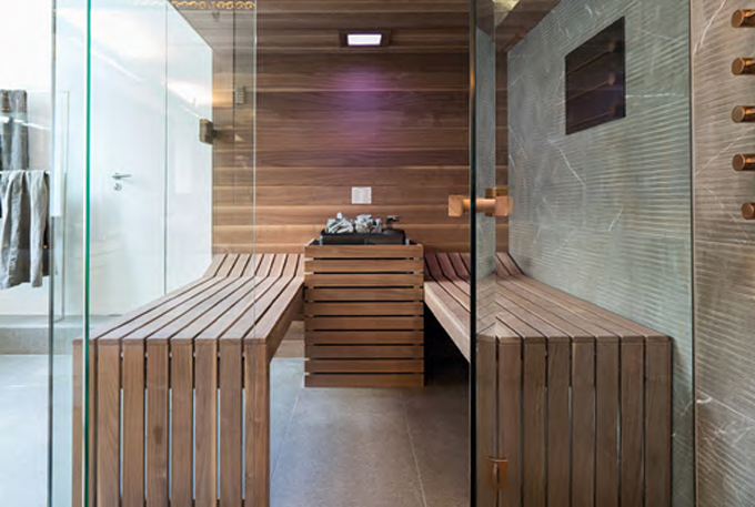 Saunas & Steam Rooms