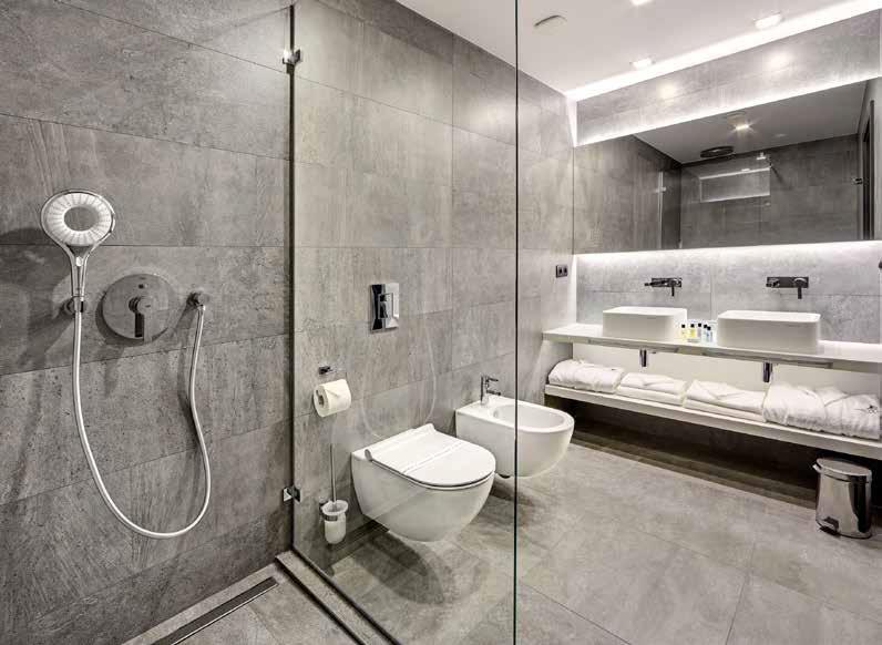 Hotel Bathroom Look Concept Design
