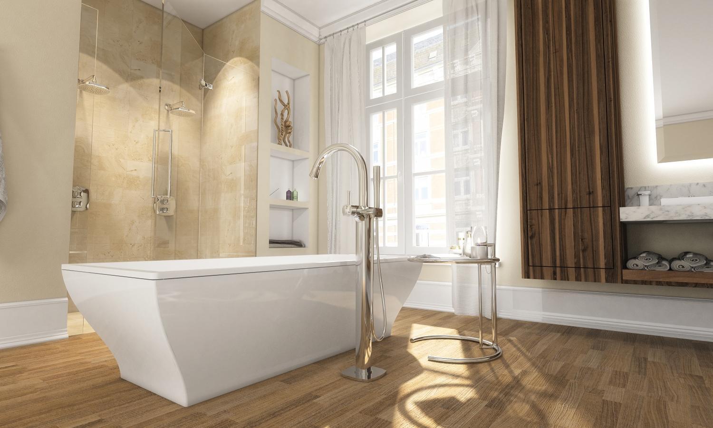 Grohe luxury Grandera range