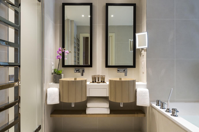Luxury vanity units