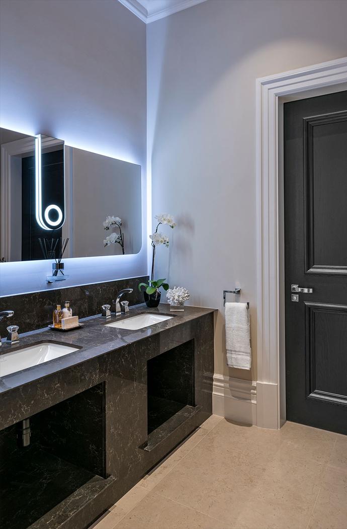 Luxury Cloakrooms