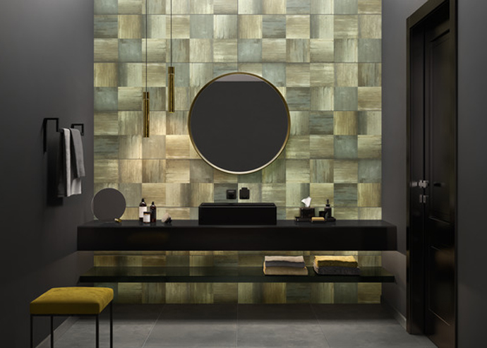 Creative Tile Finishes & Styles by Villeroy & Boch