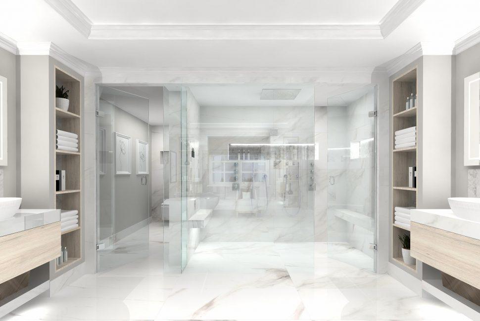 Ascot Bathroom Design Concept Design