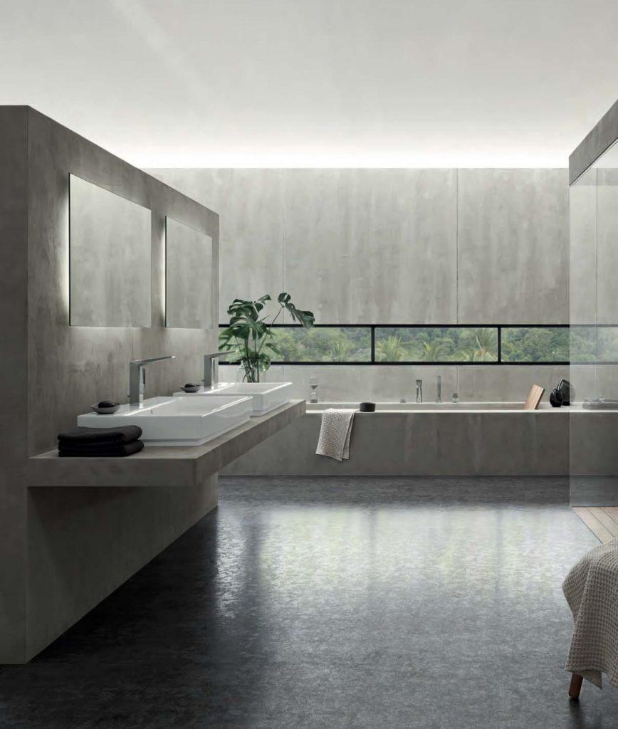 luxury quality bathroom finishes